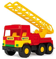 Игрушечная машинка Пожарная машина из серии Middle Truck Wader (32370) (39225)