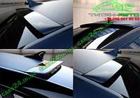 Дефлектор заднего стекла Chevrolet Aveo ІІІ, Vida (T250) сед 2006-2012 (скотч) Voron Glass