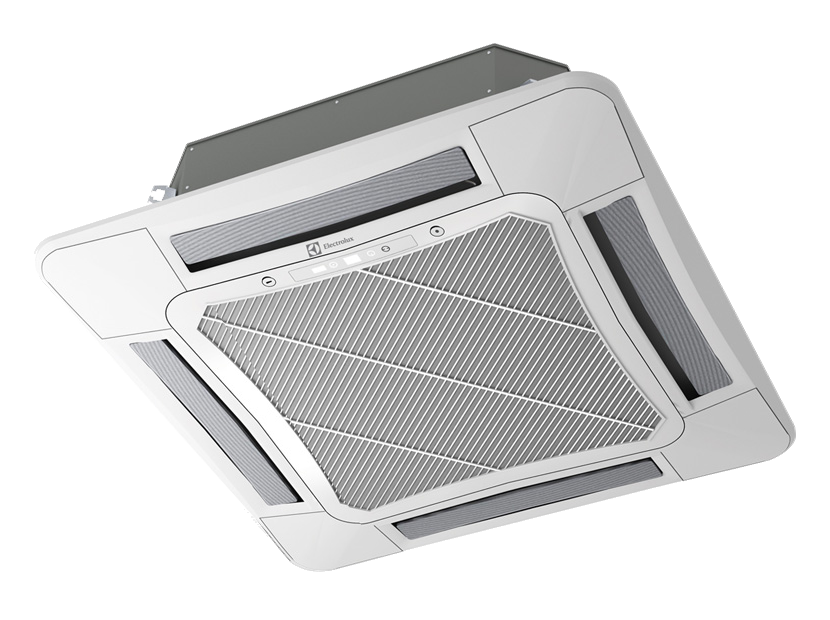 Кассетный внутренний блок мультисплит-системы Electrolux EACC/I-12 FMI/N3