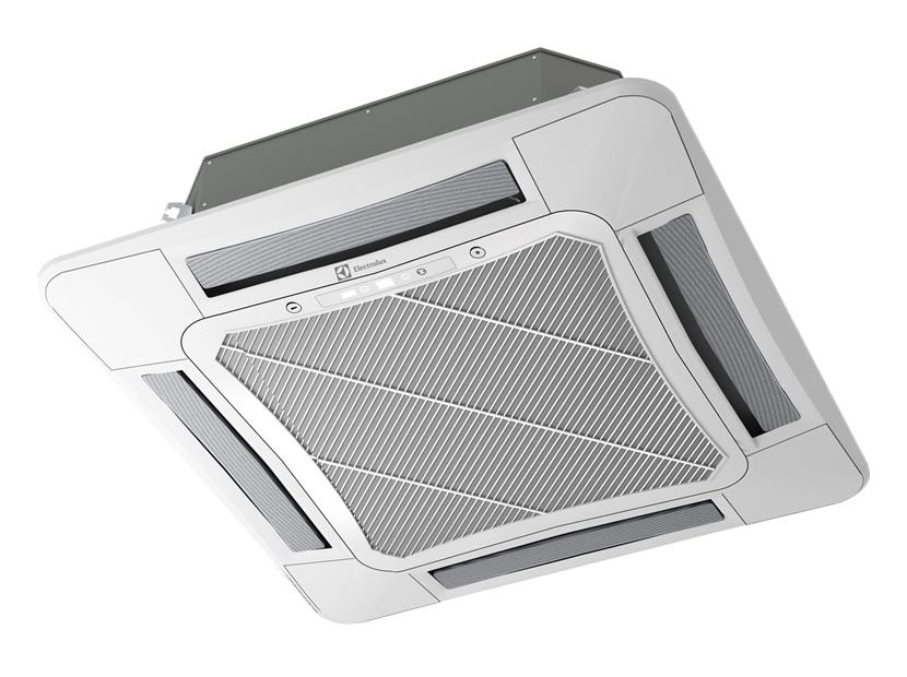 Кассетный внутренний блок мультисплит-системы Electrolux EACC/I-18 FMI/N3