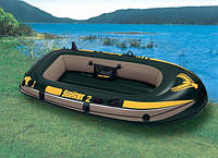 Надувная лодка Intex 68346 Seahawk 2 Set (2-х местная) HN, КК