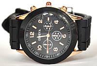 Часы geneva b черный