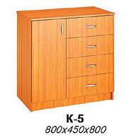 Комод К-5 (мебель для гостиниц)
