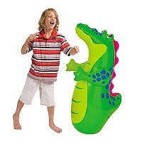 Детская надувная игрушка - неваляшка Intex  (44669)