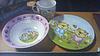 Набор детской посуды 3 пр (Машинки,Мишки), фото 2