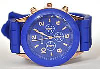 Часы geneva b синий