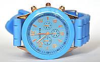 Часы geneva b голубой
