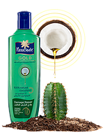 Parachute Gold Кокосовое масло для восстановления поврежденных волос с экстрактом Кактуса 300 мл, фото 1