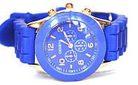 Часы geneva s синий