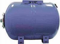 Гидроаккумулятор Aquasystem VAO 100 (100л горизонтальный), фото 1