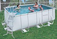 Каркасный бассейн Bestway 412х201х122 см (56241)