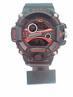 Мужские наручные часы casio g-shock, касио джи шок  (реплика)