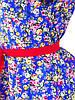 Яркие хлопковые платья на лето 42-48 (в расцветках), фото 6