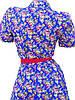 Яркие хлопковые платья на лето 42-48 (в расцветках), фото 7