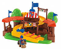 """Рыцарская арена """"Fisher-Price"""" (Fisher-Price Little People Mike The Knight Klip Klop Arena Playset)"""
