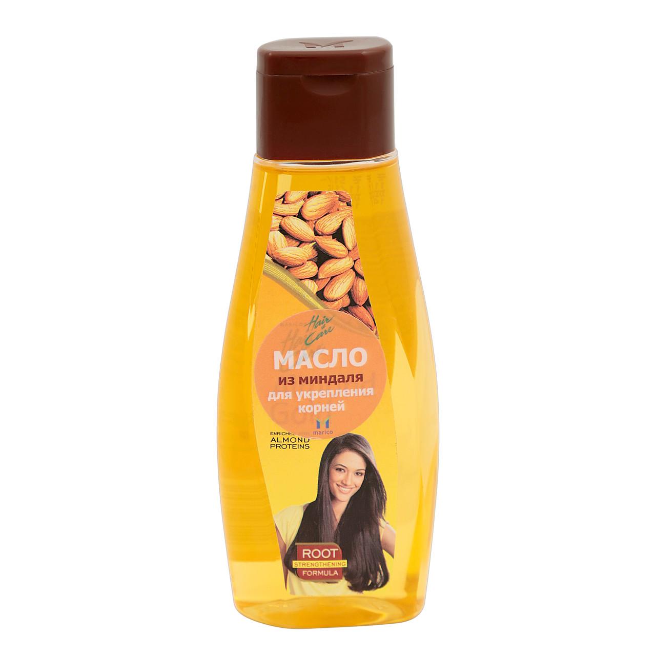 Масло для волос Золотой Миндаль «Hair&Care» 100мл