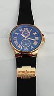 Часы наручные мужские Ulysse Nardin,бронзовый (копия) (UN001)