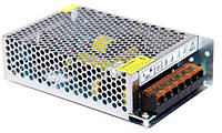 Блок питания в перфорированном корпусе 12В - 100 Вт, фото 1