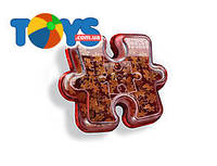 Детская головоломка Mini-пазл,  221 элемент