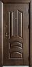 Входные двери ТР-307 покрытие структурированное травление