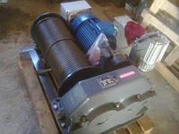 Лебедка строительная ЛМ-2,0  ЛМ-3,2