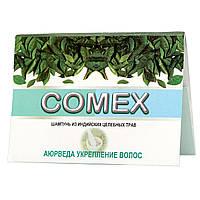Аюрведический шампунь из индийских трав «Comex» 5 мл, фото 1