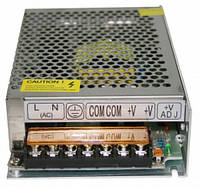 Блок питания в перфорированном корпусе 12В - 100 Вт (Е), фото 1