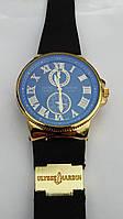 Часы наручные мужские Ulysse Nardin,золотистый (копия) (UN002)