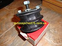 Подушка опоры двигателя ВАЗ 2101- Ваз 2107 передняя в сборе (пр-во БРТ, Балаковорезинотехника, Россия)