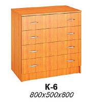 Комод К-6 (мебель для гостиниц)