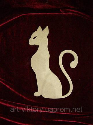 Кошечка (23 х 16,5 см) , декор, фото 2