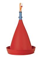 Автоматическая подвесная колокольная поилка для птицы (КП-2)