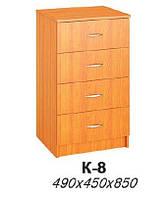 Комод К-8 (мебель для гостиниц)