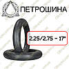 Мото камера 2.25/2.75-17 (металевий вентиль) Петрошина