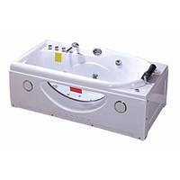 Ванна акриловая с гидромассажем TLP-634-G