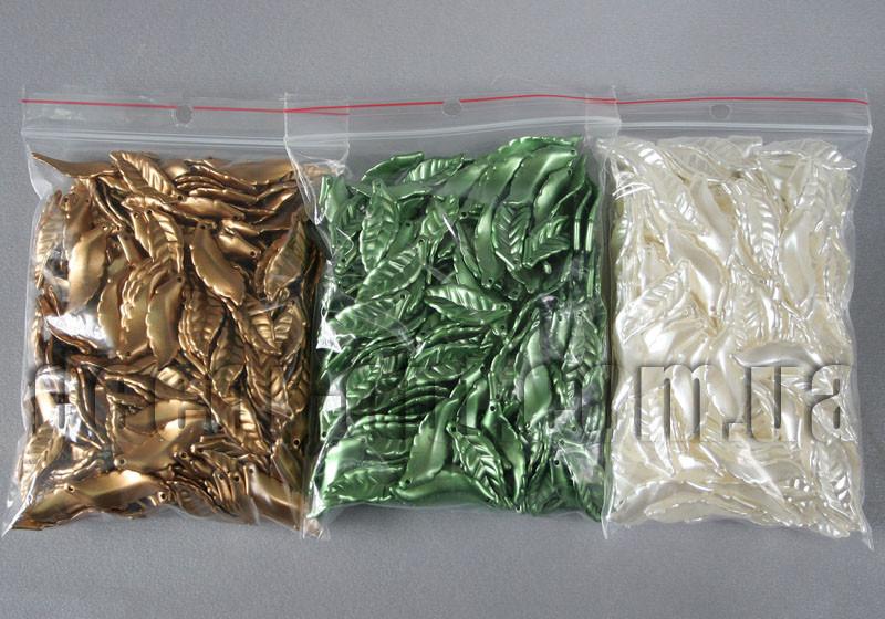 Аксессуары для браслетов лист  30мм 200шт