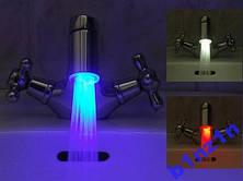 Насадка подсветка воды. Температурная, фото 2
