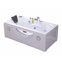Ванна акриловая с гидромассажем TLP-633-G