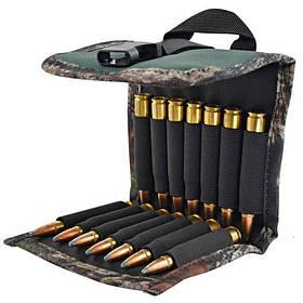 Патронташ Mossy Oak Rifle Ammo Pouch - BREAK-UP MO-RFAP-LG/I