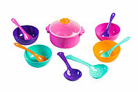Детская посудка Ромашка (12 элементов) (39143)