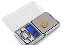 Карманные ювелирные электронные весы 0,01-100г, фото 3