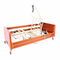 Кровать функциональная четырехсекционная «NATALIE» с медицинским матрасом, OSD-NATALIE-90CM, OSD (Италия)