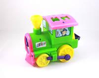 Детский паровоз логика (ParovozLog), фото 1