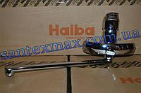 Настенный смеситель для ванной Haiba Fabio 006 Euro