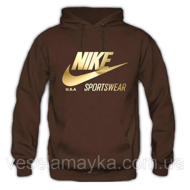 Толстовка Nike Gold