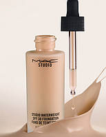 Тональный крем для лица M A C Studio Waterweight SPF 30 Foundation 30 ml