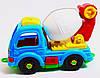 Игрушечная машинка конструктор Бетономешалка Toys Plast (BKL)