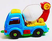 Игрушечная машинка конструктор Бетономешалка Toys Plast (BKL), фото 1