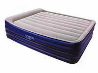 Надувная кровать со встроенным насосом  BESTWAY 203х152х56 см (67528)
