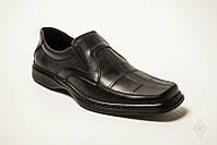 Мужские туфли кожаные 005, фото 1